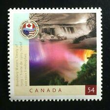 Canada #2332 MNH, Boundary Waters Treaty Stamp 2009