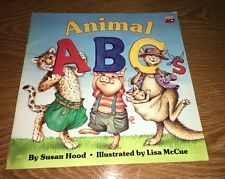 Animal ABC'S by Susan Hood Softcover