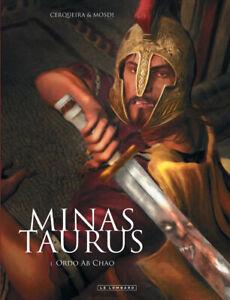 BD - MINAS TAURUS, TOME 1 > ORDO AB CHAO / MOSDI, CERQUEIRA, LOMBARD