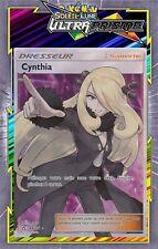 Cynthia - SL05:Ultra Prisme - 148/156 - Carte Pokemon Neuve Française