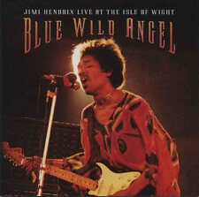 JIMI HENDRIX - Blue Wild Angel LIVE at the Isle of Wight CD 014 sony
