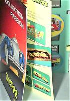 CATALOGUE VEREM 1987 rééditions anciennes SOLIDO, CIRQUE PINDER,SOLIDO SPECIALES