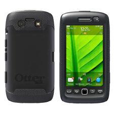 Étuis, housses et coques noirs OTTERBOX en silicone, caoutchouc, gel pour téléphone mobile et assistant personnel (PDA)