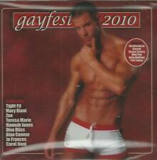 Various Artists - Gayfest 2010 ( Mixed By DJ David Strong, CD 2010 ) NEW