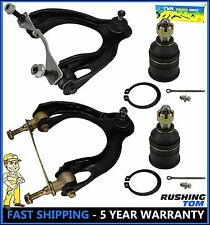 Honda Civic Acura Integra 4 Pc Kit Front Upper Control Arms & Lower Ball Joints