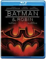 Batman & Robin [New Blu-ray]