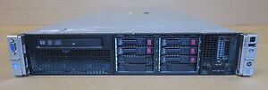 HP ProLiant DL380e GEN8 G8 Quad Core Xeon E5-2407 2.20GHz 16GB 1192GB Server