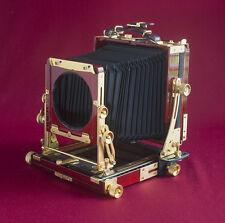 Tachihara 4x5 Wood Field Camera