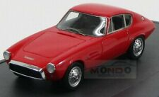 Fiat Ghia 1500 Gt Coupe 1964 Red Matrix 1:43 MX10701-021 Miniature