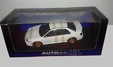 Subaru Impreza WRX STI 1/18 - Autoart