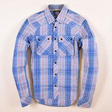 J.C. Rags Herren Hemd Shirt Gr.S  Mehrfarbig, 56682