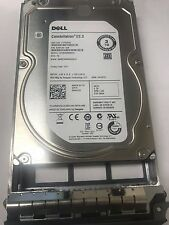 "DELL 0RWV72 3TB 7.2K 3.5"" SATA  SEAGATE ST3000NM0033 9ZM178-036 Enterprise HDD"