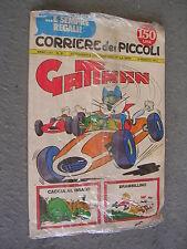 CORRIERE DEI PICCOLI n. 33 - 19/08/1973 - ANNO LXV - BLISTERATO D'EPOCA