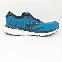 Brooks Mens Adrenaline GTS 20 1103071D456 Blue Running Shoes Lace Up Size 11.5 D
