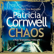 Chaos by Patricia Cornwell (CD-Audio, 2016)