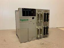 Schneider Electric TSX3710101, Modicon, +2x TSX DMZ64DTK in-output Telemecanique