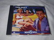 The Rock 'N' Roll Era: Teen Idols/Time-Life CD Oldies Fabian Sedaka Anka Avalon+