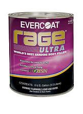 Rage Ultra Sanding Body Filler, Gallon Fib-125