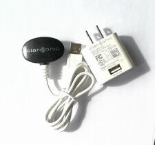 AC Power Charger Adapter 500mA For Clarisonic Mia 3 Aria 4 SMART Profile Pedi