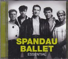 SPANDAU BALLET - ESSENTIAL - CD