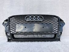 AUDI A3 S3 RS3 8V 2013-2015 FRONT BUMPER MAIN GRILL RS STYLE [8VRS3-3]