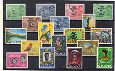 Ghana Valores del año 1957-63 (DK-681)