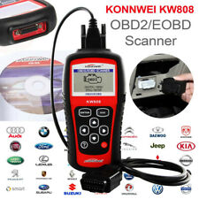 KW808 Car Fault Code Reader OBDII EOBD OBD 2 Diagnostic Scanner Tool Vehicles US