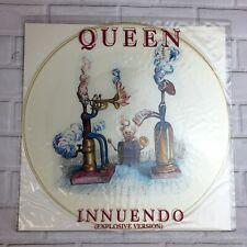 Queen - Innuendo (Explosive Version) Picture Disc (United Kingdom) 1991 - Rare
