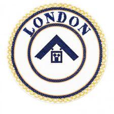 London Grand Rang Déshabiller Tablier Badge