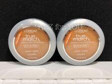 L'oreal True Match Super Blendable Powder Set Golden Beige N6.5 New&Sealed