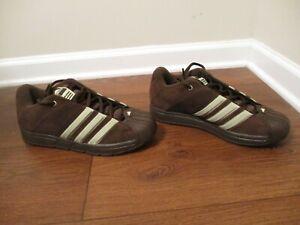 Rare Brand New W/O Box Sz 11 Adidas Metrum Shoes Brown Beige Classic 2003