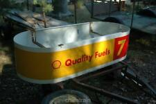 """Shell Gas Station Store Pump Island Canopy Sign 66""""x27.5"""""""