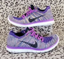ab76cf79b84f Nike Flat (0 to 1 2 in.) Purple Athletic Shoes for Women for sale