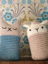 Babies Cuddly Toys Easy  Knitting Pattern