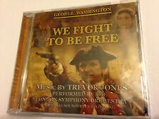 WE FIGHT TO BE FREE (Trevor Jones) OOP Limited Soundtrack Score OST CD SEALED