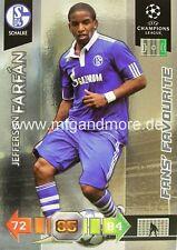 Adrenalyn XL Champions League 10/11 jefferson farfan F