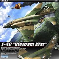 1/48 F-4C Vietnam War #12294 Academy Model Building