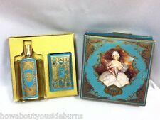 Tosca Eau De Cologne 4711 perfume boxed set from Germany vintage #404