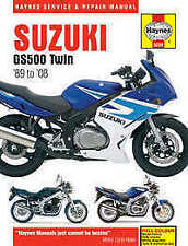 Paper GS Suzuki Motorcycle Manuals & Literature
