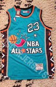 Maillot Jersey NBA Vintage ALL STARS GAME Michael Jordan Chicago Bulls 23 MVP 96