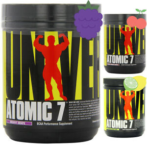 Universal Nutrition Atomic 7 - 30 Servings - BCAA Performance Supplement