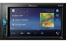"Pioneer 2-DIN 6.2"" Touchscreen Digital Multimedia Car Stereo Video Receiver"