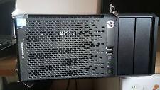 Hp proliant ML10 V2 G3240 3.1GHz proc - 8GB mem, sans disque dur, lecteur dvd/rw