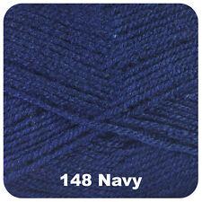 Cygnet Acrylic Double Knitting Yarn - Navy 148