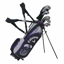 CALLAWAY GOLF 2015 X JUNIOR HOT (9-12 YEARS OLD) GIRLS COMPLETE SET