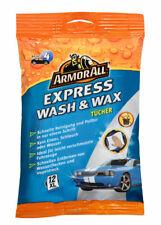 Armor All Express Wash & Wax foulards 12 pcs. Auto Polissage Entretien Voiture kermesse