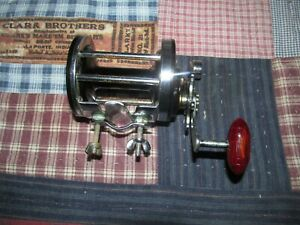 Vintage PENN Reels SURFMASTER No. 200 Saltwater Conventional Fishing Reel