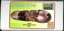 Karaya Models 1/72 Jumo 004 Jet Aircraft Engine Resin Kit