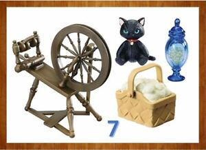 New Re-Ment Miniature 700yen Witch's House Furniture Set rement No.07