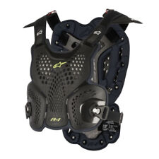 New Alpinestars A-1 A1 Roost Guard - Black/Anthracite - Motocross Enduro
